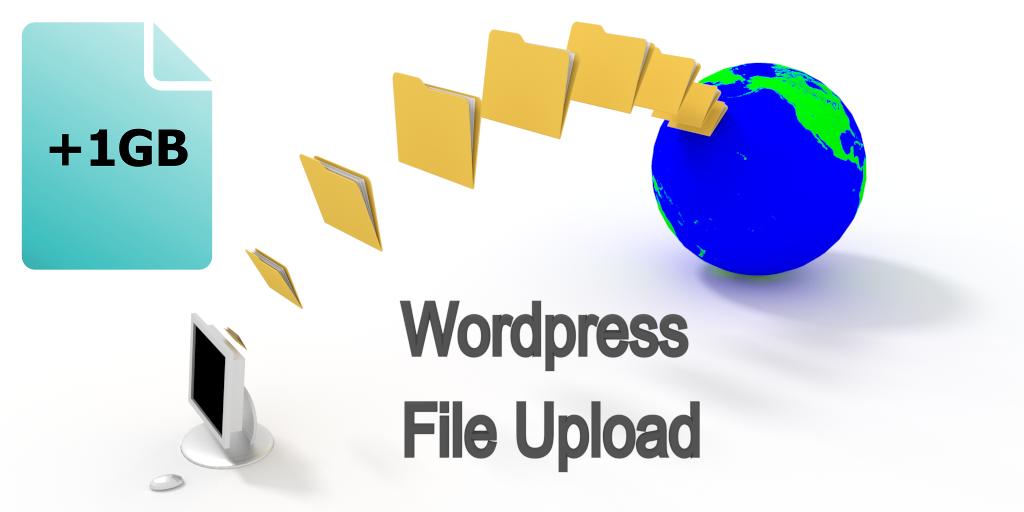 The new file upload algorithm of Wordpress File Upload plugin
