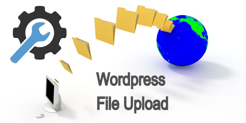 How to Use the Visual Editor of WordPress File Upload Plugin