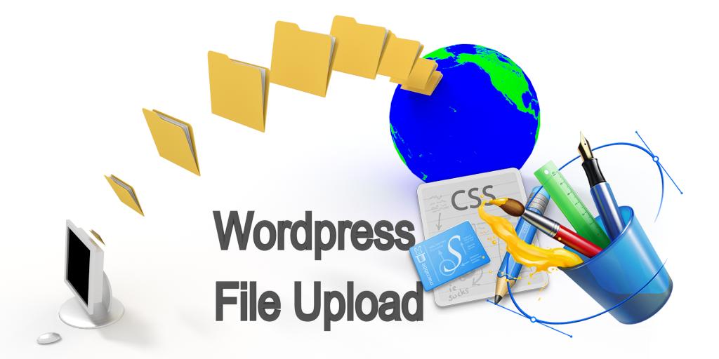 Improve Styling of WordPress File Upload Plugin