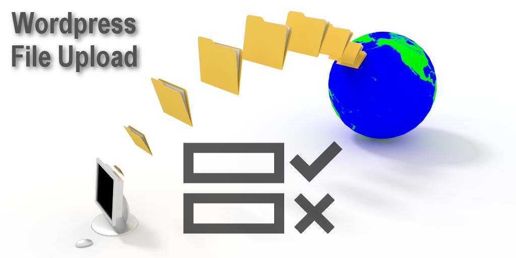 The New Form Fields of WordPress File Upload Plugin